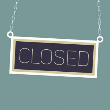 Tijdelijk gesloten geweest vanwege het Corona-virus